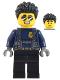 Minifig No: cty1042  Name: Police Officer - Duke DeTain