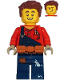 Minifig No: cty1074  Name: Harl Hubbs