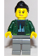 Minifig No: cty1104  Name: Street Racer