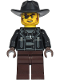 Minifig No: cty1130  Name: Police - Crook Snake Rattler