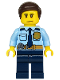 Minifig No: cty1137  Name: Police - Officer Tom Bennett