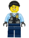 Minifig No: cty1141  Name: Police - Officer Rooky Partnur