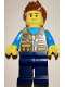 Minifig No: cty1261  Name: Father Figure