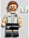 Minifig No: dfb006  Name: Shkodran Mustafi (2) - Minifigure only Entry