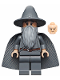 Minifig No: dim001  Name: Gandalf - Dimensions Starter Pack (Figure Only)