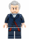 Minifig No: dim009  Name: The Doctor - Dimensions Level Pack (Figure Only)