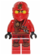 Minifig No: dim011  Name: Kai (Jungle Robe) - Tournament of Elements (Dimensions Team Pack)