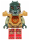 Minifig No: dim013  Name: Cragger - Dimensions Fun Pack (Figure Only)