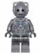 Minifig No: dim014  Name: Cyberman - Dimensions Fun Pack (Figure Only)
