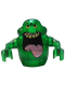 Minifig No: dim021  Name: Slimer - Dimensions Fun Pack (Figure Only)