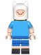 Minifig No: dim038  Name: Finn the Human - Dimensions Level Pack