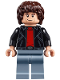 Minifig No: dim042  Name: Michael Knight - Dimensions Fun Pack (Figure Only)