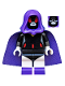 Minifig No: dim048  Name: Raven - Teen Titans Go! Dimensions Team Pack