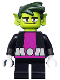 Minifig No: dim049  Name: Beast Boy - Teen Titans Go! Dimensions Team Pack