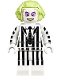 Minifig No: dim050  Name: Beetlejuice - Dimensions Fun Pack (Figure Only)