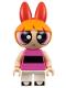 Minifig No: dim052  Name: Blossom - Dimensions Team Pack