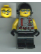 Minifig No: din004  Name: Viper - Knife Torso
