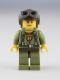 Minifig No: dino002  Name: Hero - Helicopter Pilot