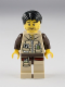 Minifig No: dino003  Name: Hero - Scout
