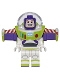 Minifig No: dis003  Name: Buzz Lightyear - Minifigure only Entry