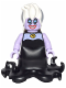 Minifig No: dis017  Name: Ursula - Minifigure only Entry
