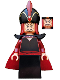 Minifig No: dis034  Name: Jafar - Minifigure only Entry