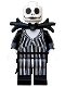 Minifig No: dis039  Name: Jack Skellington - Minifigure only Entry
