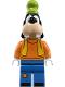 Minifig No: dis044  Name: Goofy