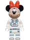 Minifig No: dis048  Name: Minnie Mouse - Spacesuit