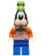 Minifig No: dis052  Name: Goofy - Bandana and White Apron