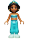 Minifig No: dp012  Name: Jasmine (41061)