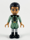 Minifig No: dp075  Name: Lieutenant Matthias - Sand Green Uniform