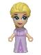 Minifig No: dp083  Name: Elsa - Micro Doll