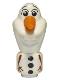 Minifig No: dp086  Name: Olaf - Micro Doll