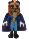 Minifig No: dp097  Name: Beast / Prince Adam - Large Eyes