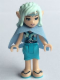 Minifig No: elf010  Name: Naida Riverheart, Cape