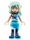 Minifig No: elf046  Name: Naida Riverheart, Boots