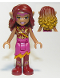 Minifig No: elf048  Name: Azari Firedancer