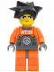 Minifig No: exf002  Name: Gate Guard