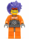 Minifig No: exf007  Name: Ryo