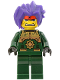 Minifig No: exf014  Name: Ryo - Gold Armor