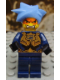 Minifig No: exf016  Name: Hikaru - Gold Armor