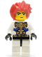 Minifig No: exf019  Name: Ha-Ya-To - Gold Armor