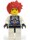 Minifig No: exf025  Name: Ha-Ya-To - Silver Armor