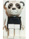 Minifig No: fab10a  Name: Fabuland Figure Panda 1