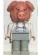 Minifig No: fab11g  Name: Fabuland Figure Pig 7
