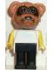 Minifig No: fab12c  Name: Fabuland Figure Raccoon 5