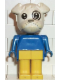 Minifig No: fab2d  Name: Fabuland Figure Bulldog 3