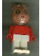 Minifig No: fab3b  Name: Fabuland Figure Bunny 2
