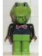 Minifig No: fab4c  Name: Fabuland Figure Crocodile 2
